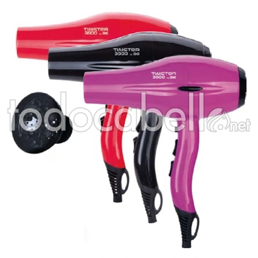 Asuer Twister Ionic Dryer 3900 2200W