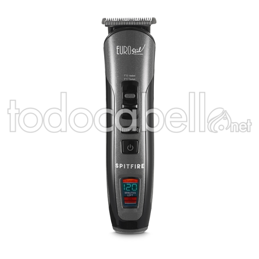 Trimmer SPITFIRE Máquina de retoques profesional sin cable ref:04636
